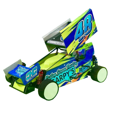 R/C Sprint Wraps (Designed to Order)