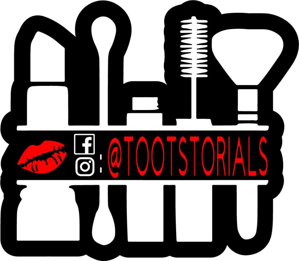 Tootstorials Decal