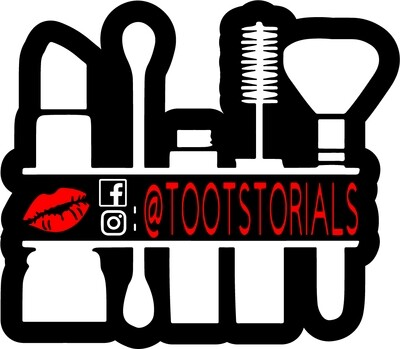 Tootstorials Decal
