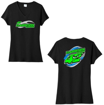 2020 Harrison Racing Ladies V-Neck