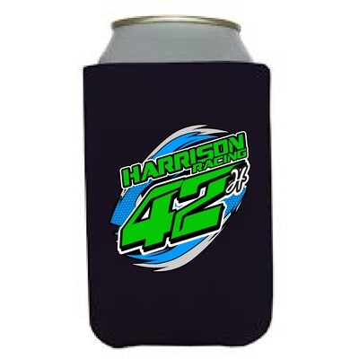 2020 Harrison Racing Koozie