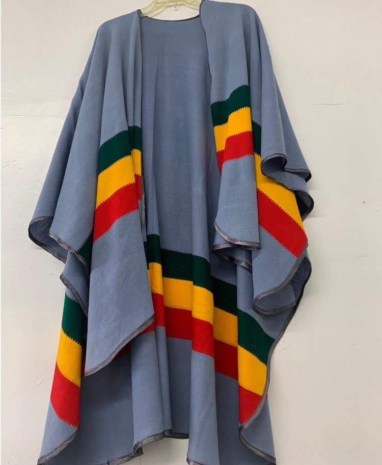 Ethiopian flag dress | Women | 00065