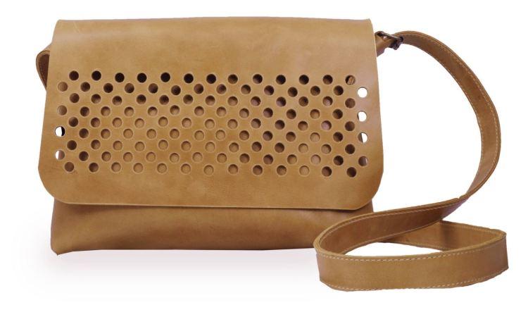 Side Bag   Leather   Ethiopia 00071