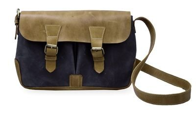 Side Bag | Leather | Hand Made in Ethiopia