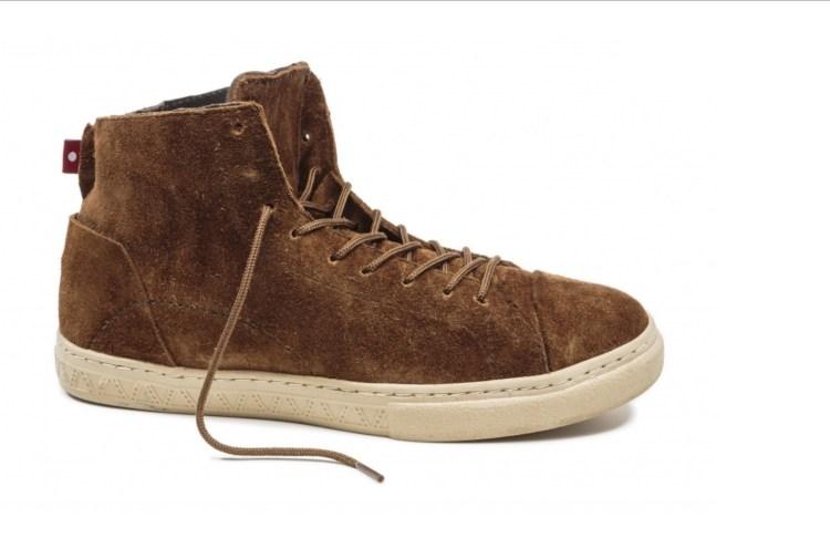 Mocha Suede Men's shoe 00094