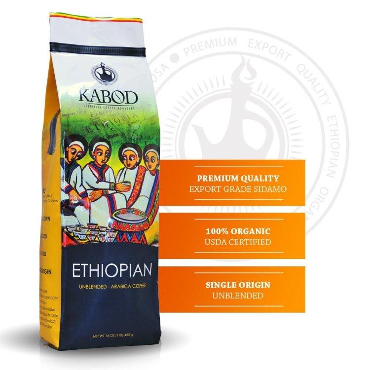 Ethiopian Coffee | Single Origin | Kabod 00138