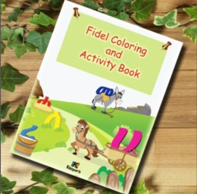 Fidel Coloring and Activity Book