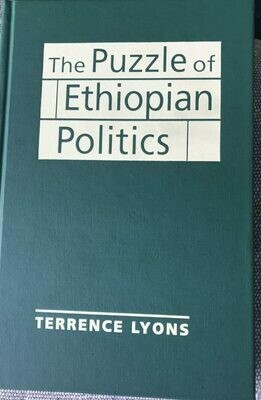 The-Puzzle-of-Ethiopian-Politics-Hardcover-by-Terrence-Lyons