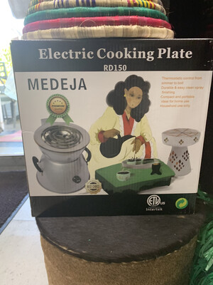 Electric Cooking Plate Medija
