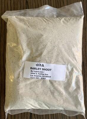 Barley shoot powder የብቅል ዱቄት