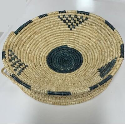 ፈንዲሻ ማቅረቢያ Ethiopian basketwork for Pop corn