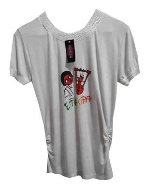 የሴቶች አላባሽ T-shirt for women