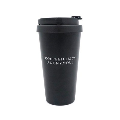 Coffeeholics Travel Mug