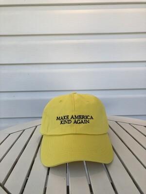 MAKA HAT YELLOW