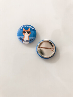 Little Pip Button Pin