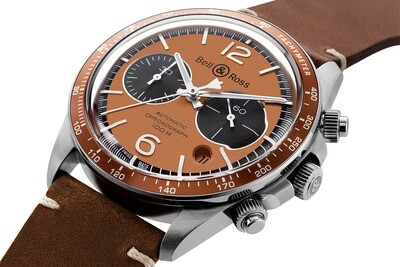 """Bell & Ross """"Dusty"""" Chronograph Special Edition"""