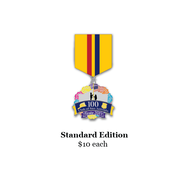 2019 Standard Edition 100ClubSA Fiesta Meda 00001