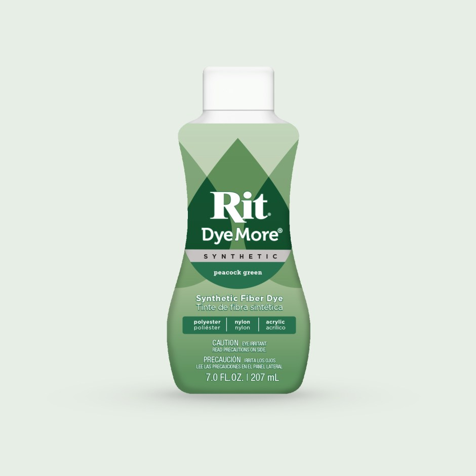 RIT DyeMore - Peacock Green 00003