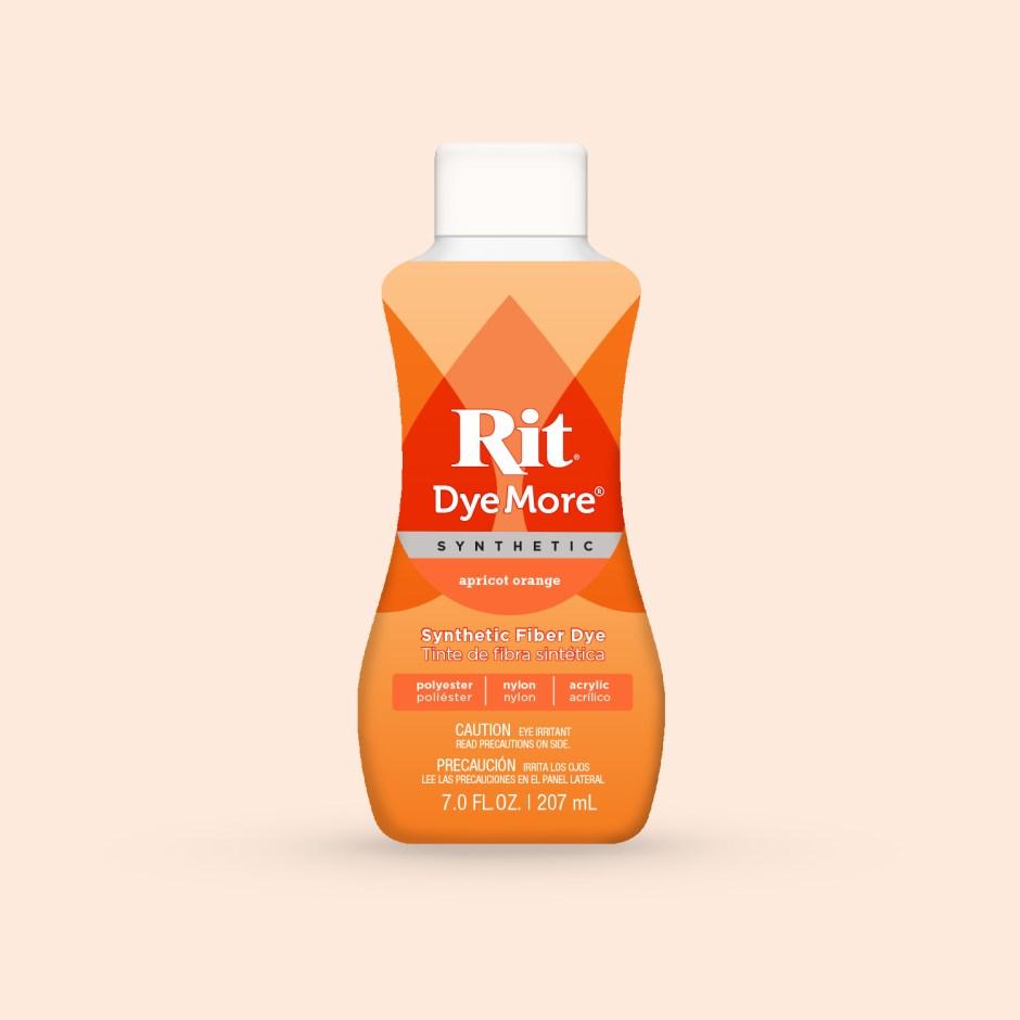RIT DyeMore - Apricot Orange 00006
