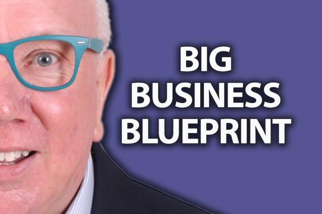 Alun Hill's Big Business Blueprint