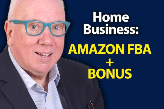 Home Business - Amazon FBA + Bonus