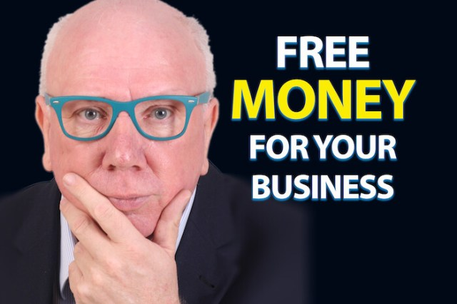Free Money For Your Business