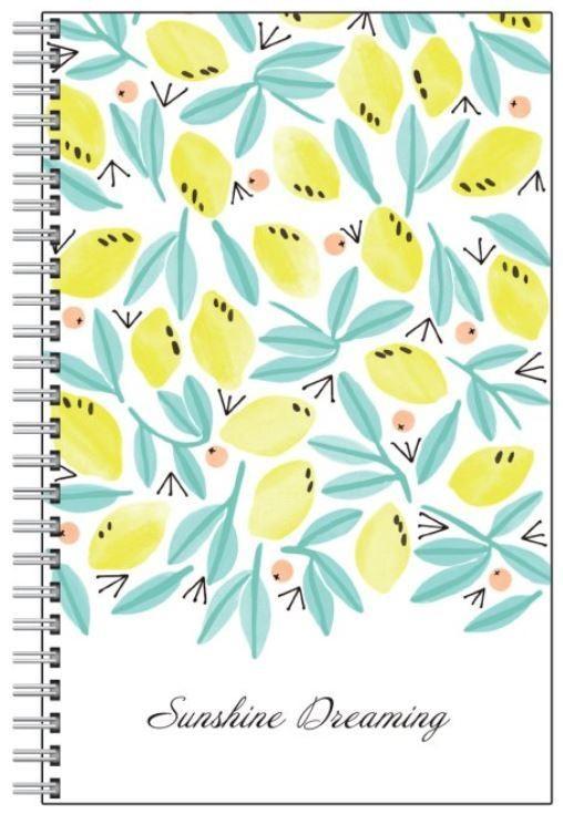 Sunshine Dreaming Notebook