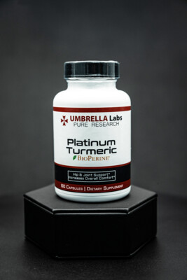 PLATINUM TURMERIC BIOCEUTICAL SUPPLEMENT