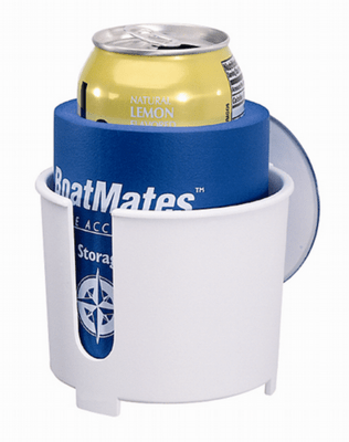 Drink Holder 2 Pack - White