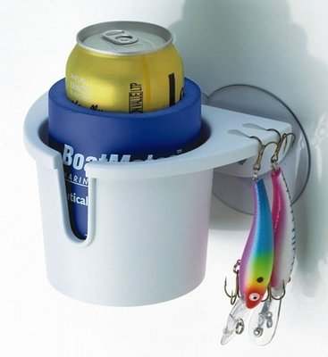 Drink Holder Plus - White