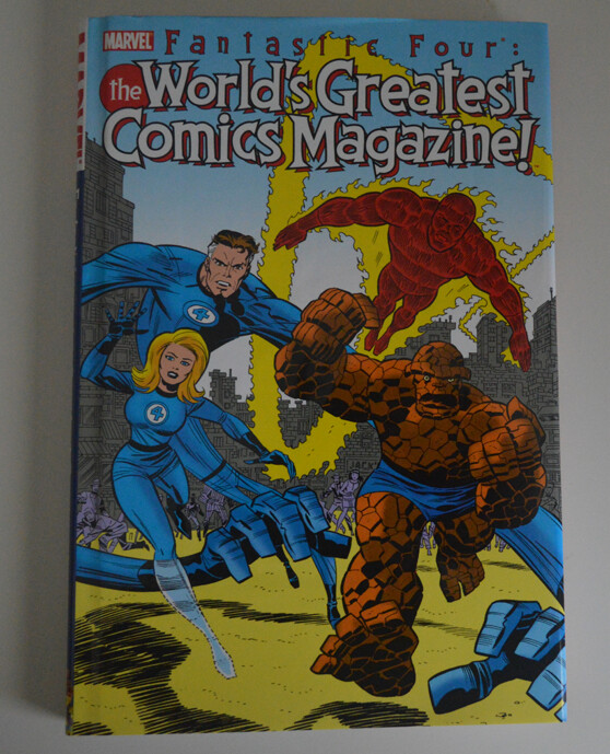 FF4: World's Greatest Comics Magazine HC