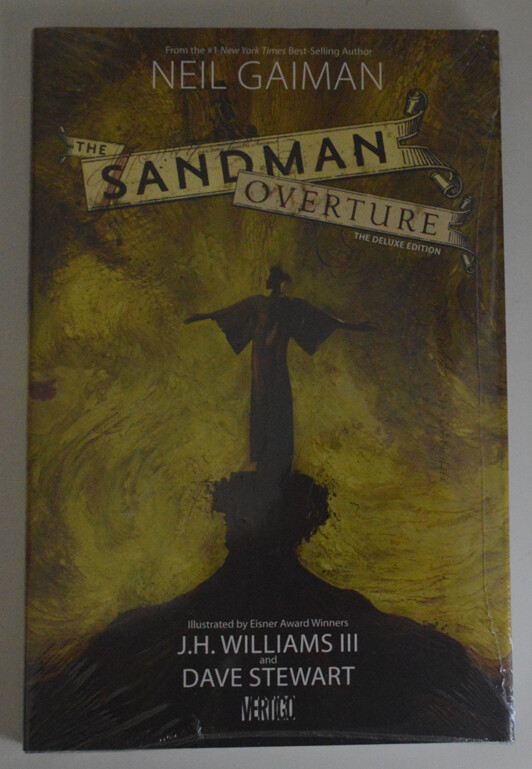 Sandman Overture Deluxe HC Variant