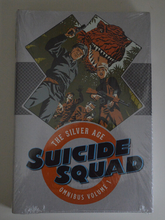 Silver Age Suicide Squad Omnibus VOL 1
