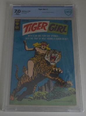 Tiger-Girl #1