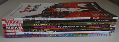 Marvel TPB Lot