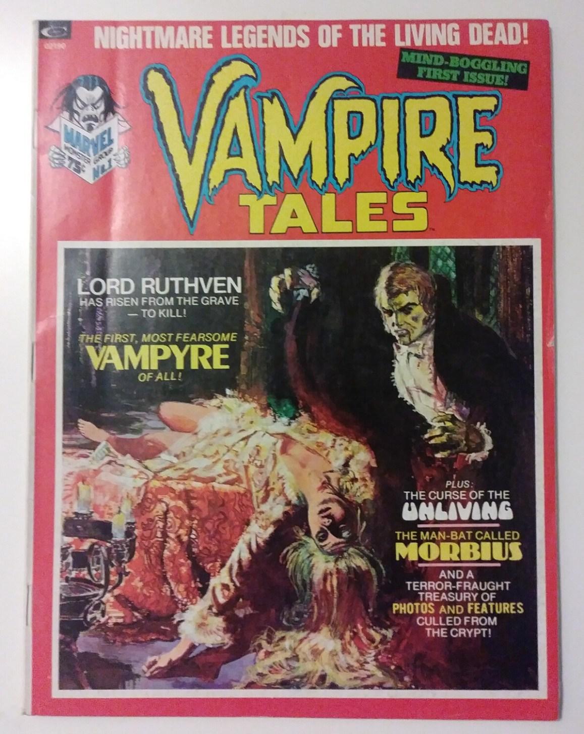 Vampire Tales #1