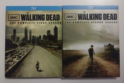 Walking Dead Blu-Ray