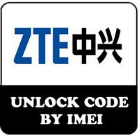 ZTE Unlock Code