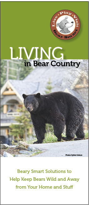 Living in Bear Country