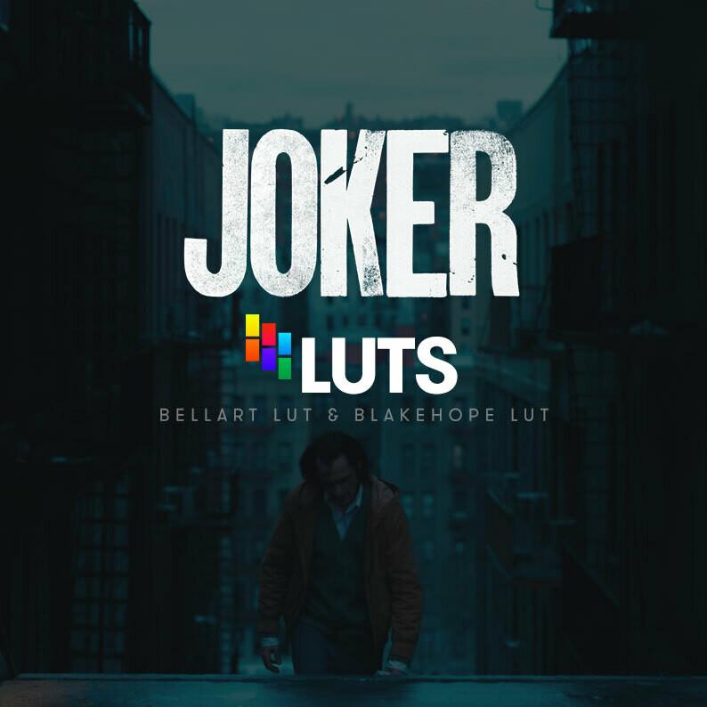 Colorist Factory Joker LUTS