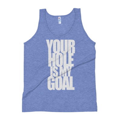 Your Hole is My Goal Athletic Tank Top