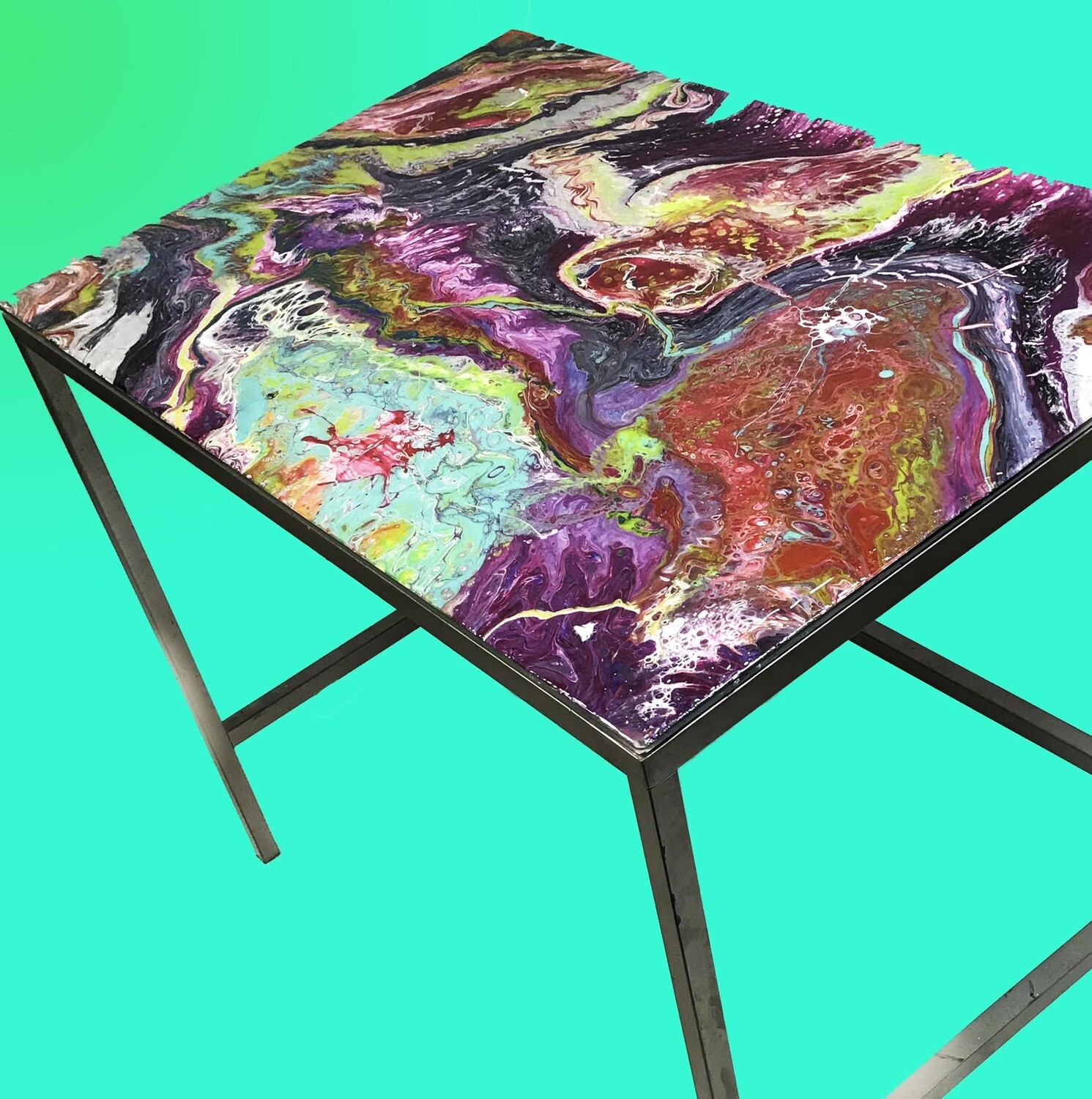 Space Chase Computer Desk