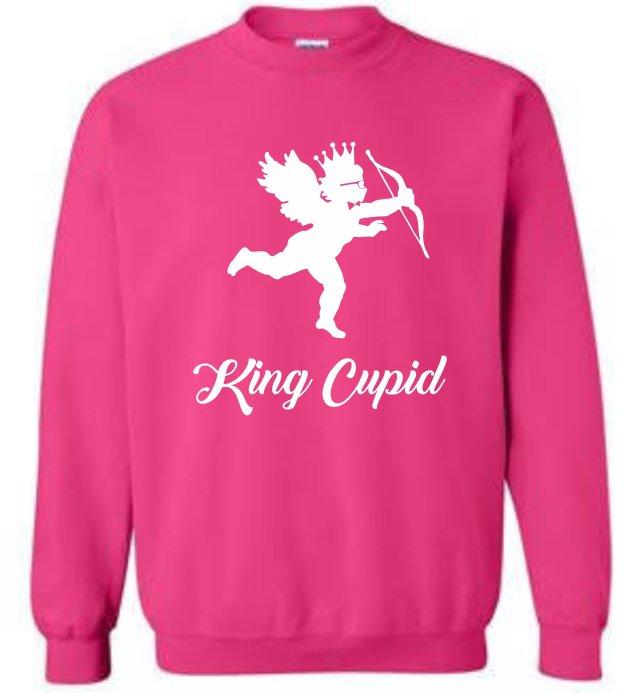 King Roscoe Valentine Shirt King Cupid 5