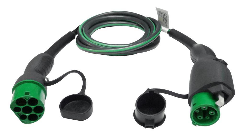 Type 1 EV Cable