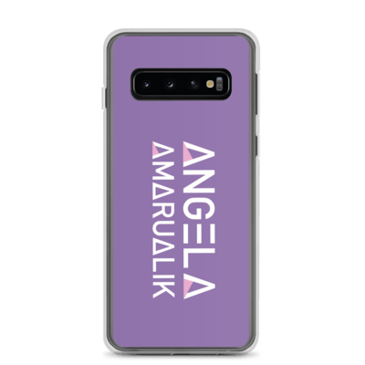 Angela Amarualik Samsung Case