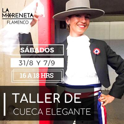 Taller de Cueca (1 persona)