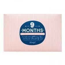 Mr. Wonderful Album - 9 months