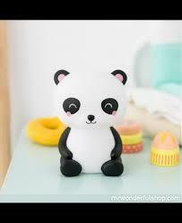 Mr. Wonderful A magical light - Panda