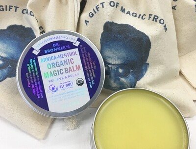DR BRONNERS ORGANIC MAGIC BALM RELIEVE-RELAX