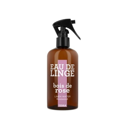 Compagnie De Provence Terra Linen Water Spray 300ml - Rose Wood